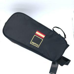 Botero/bolsa para zapatos personalizado
