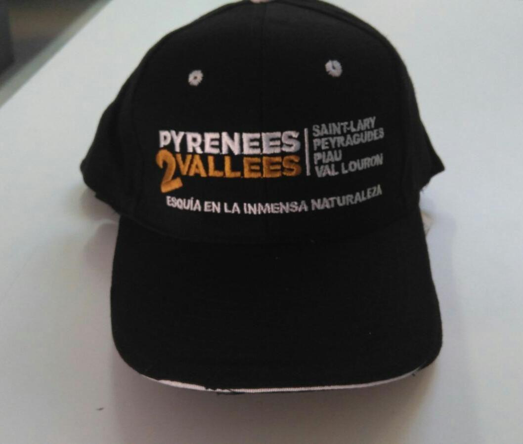 Gorras personalizadas con serigrafia o bordado · Complementos Deportivos ... bd0be2e2b4b