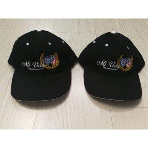 Gorras personalizadas con serigrafia o bordado